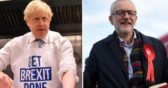 """Elezioni Regno Unito, Johnson superfavorito al 43%: con lui Brexit entro 31 gennaio. Ma resta l'incognita dei 18 collegi """"super marginali"""""""