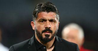 """Napoli, Gattuso atteso in giornata per la firma sul contratto: """"2,6 milioni e maxi-premio in caso di qualificazione Champions"""""""