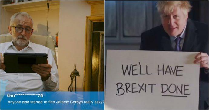Elezioni Uk, Johnson e Corbyn giocano la carta simpatia