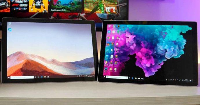 Microsoft Surface Pro 7 o Pro 6, quale tablet conviene acquistare?
