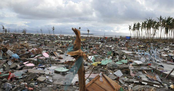 Clima, Filippine denunciano 47 società per violazioni dei diritti umani: rischiano il processo anche Eni e Italcementi