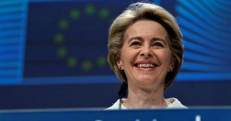 Recovery fund, Ursula von der Leyen presenta il piano alla plenaria del Parlamento europeo