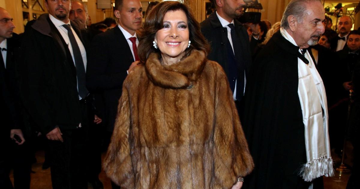 Elisabetta Casellati cuore di mamma (e di megavitalizio)