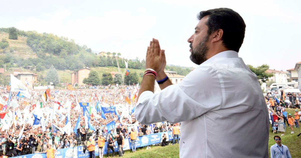 Lega, operazioni sospette anche con Salvini in carica
