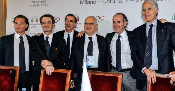 Olimpiadi Milano-Cortina: dovevano essere i giochi a costo zero per lo Stato, ma il governo ha stanziato un miliardo di euro in manovra