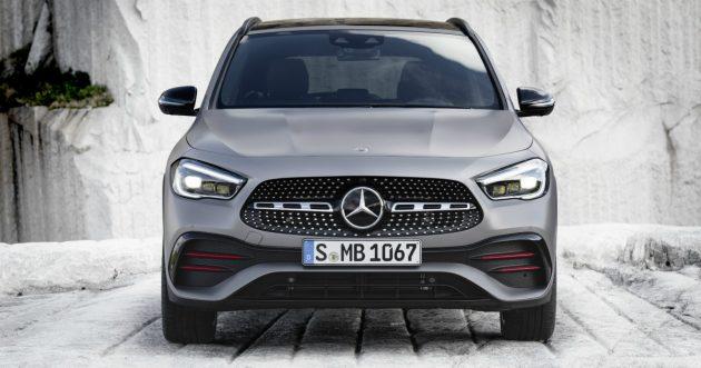 Mercedes GLA, ecco la seconda generazione. Più alta e più su