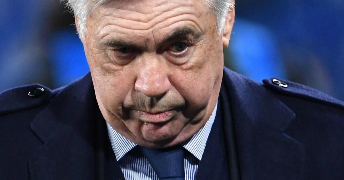 Carlo Ancelotti e il Napoli non potevano capirsi