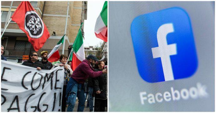 Casapound vs Facebook, chi vince e chi perde