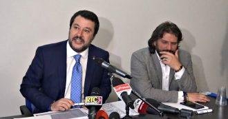 """Voli di Stato, Salvini: """"Utilizzati per motivi istituzionali, non per vacanze Immunità? Non vedo l'ora di andare nei tribunali"""""""