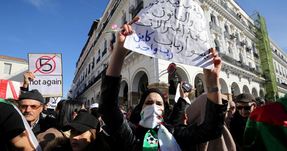 Vota l'Algeria dei Viceré. Bouteflika non c'è più, il cambiamento neanche