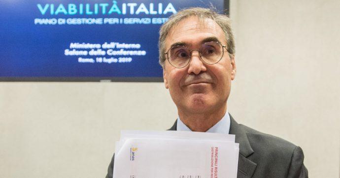Anas, l'ad Massimo Simonini verso l'uscita: paga per l'accordo sulla Ragusa-Catania con Vito Bonsignore