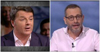 """Formigli, la replica a Renzi: """"Perché equipari la tua vicenda alla mia? Perché Italia Viva non ha rimosso la foto della mia casa?"""""""