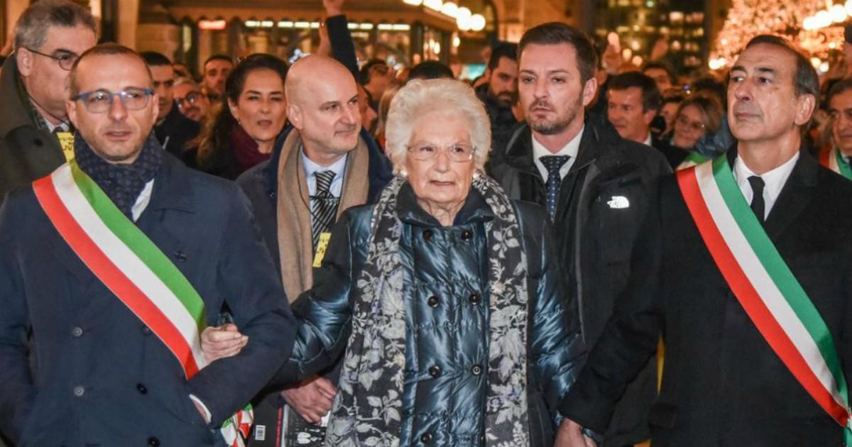 Liliana Segre continua a dar fastidio, soprattutto a Trieste. Altro che Nobel per la pace