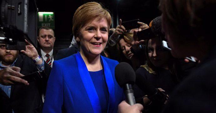 """Elezioni Regno Unito, la rivolta della Scozia: """"Vogliamo il 2° referendum sull'indipendenza"""""""