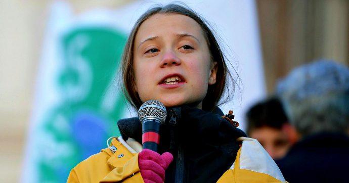 """Clima, 5mila a Torino per Greta. L'attivista: """"Non possiamo fermarci. Assicuriamoci che i politici proteggano il nostro futuro"""""""