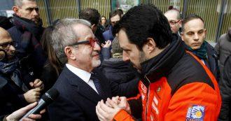 Fondi Lega, il giro dei 450mila euro: dal Carroccio a 'Maroni presidente' e ritorno attraverso fatture inesistenti. Pm: 'Riciclaggio'