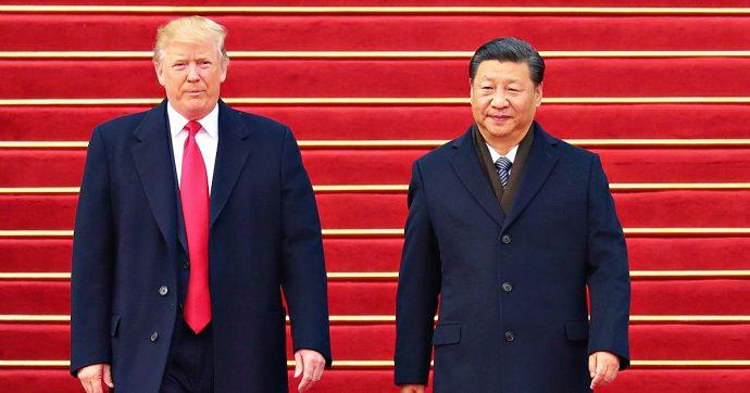 """Dazi Usa-Cina, Trump conferma: """"Raggiunta intesa sulla fase uno dell'accordo. Il 15 dicembre non scattano nuove tariffe"""""""