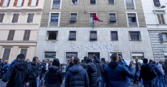 """Roma, Raggi scrive ai ministri Gualtieri e Guerini: """"Sgomberare quanto prima gli edifici occupati abusivamente da Casapound"""""""