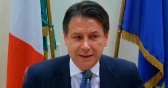 """Popolare di Bari, Conte: """"Silenzio di ieri? Ho dovuto essere omissivo per non creare allarmi con i mercati aperti. Mi scuso con i cittadini"""""""