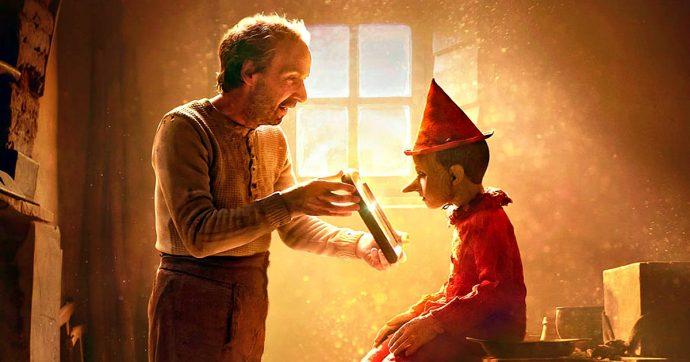 Il Pinocchio di Garrone in un fantastico mondo animale e mostruoso: un film di una durezza più austera e gelida di Collodi