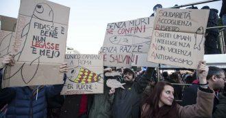 Sardine a Roma, Zingaretti: 'Belle proposte, cambiamo l'Italia'. Raggi: 'Grazie per la festa di popolo'. Renzi: 'Le piazze non sono di Salvini'