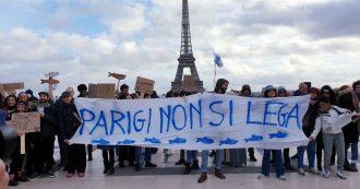Sardine, non solo Roma. In contemporanea i flash mob in 24 città straniere: da Parigi a Bruxelles e New York