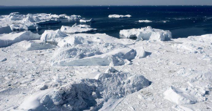 """Ambiente & Veleni """"I due ghiacciai più grandi dell'Antartide stanno crollando"""". Le immagini dai satelliti"""
