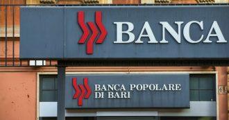 """Popolare di Bari, il Fondo interbancario dà primo ok all'intervento nell'aumento di capitale. Moody's: """"Positivo il salvataggio"""""""