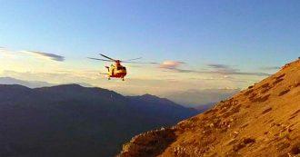 Rieti, scivola in un canalone mentre scala il Terminillo: muore escursionista di 46 anni