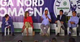 """Quando Salvini diceva: """"Fuori dalle palle chi cambia partito, basta con gli Scilipoti e i Verdini"""""""