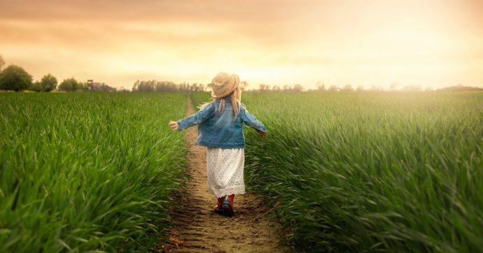 'Le bambine', ovvero lo sguardo di stupore dell'infanzia sul mondo