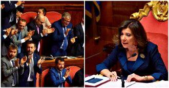 """Cannabis light, Casellati: """"Inammissibile la norma"""". Lega applaude. M5s: """"Pressione politica"""". Ministro D'Incà: """"Amareggiato"""""""