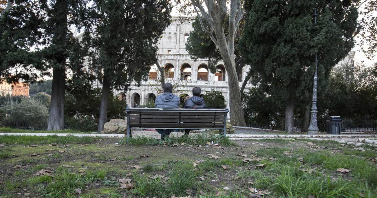 Roma, un calcetto con vista Colosseo? Ora si può: quasi pronti gli impianti sulle Terme di Tito