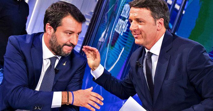 """Quando Renzi e Salvini attaccavano il governo sulla crisi post-Covid: """"Riaprire l'Italia come altri Paesi Ue"""". Ecco cosa dicono i dati del Pil"""
