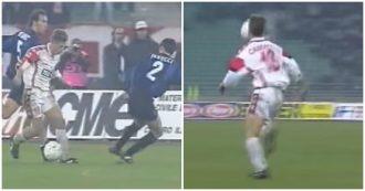 Ti ricordi… di Antonio Cassano che 20 anni fa ha battuto l'Inter ed è diventato Fantantonio