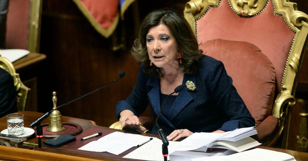"""Vitalizi, M5s farà ricorso in Senato contro lo stop al taglio. Crimi: """"Casellati dispiaciuta? Da tempo opportuno azzerare la commissione"""""""