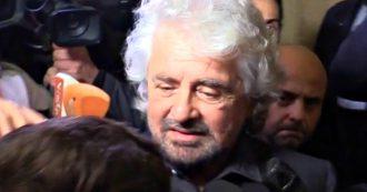 """Sardine, Grillo: """"Movimento interessante, ma non ricordano i nostri inizi. Giusto che in piazza ci siano loro"""""""