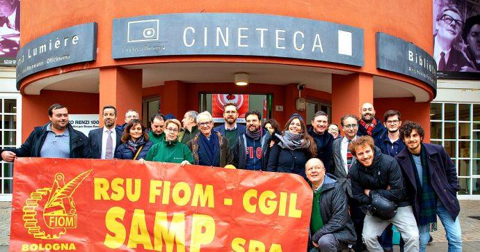 """Ken Loach tra rider e operai alla Cineteca di Bologna: """"Il capitalismo è irriformabile, dobbiamo lottare per un sistema diverso"""""""