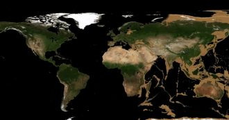 Come sarebbe la Terra se gli oceani si prosciugassero? La simulazione dello scienziato è spaventosa