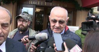 """Commissione banche, Lannutti (M5s) ai giornalisti: """"Conflitto di interesse? Vergognatevi. Io non volevo candidarmi, tifavo Paragone"""""""