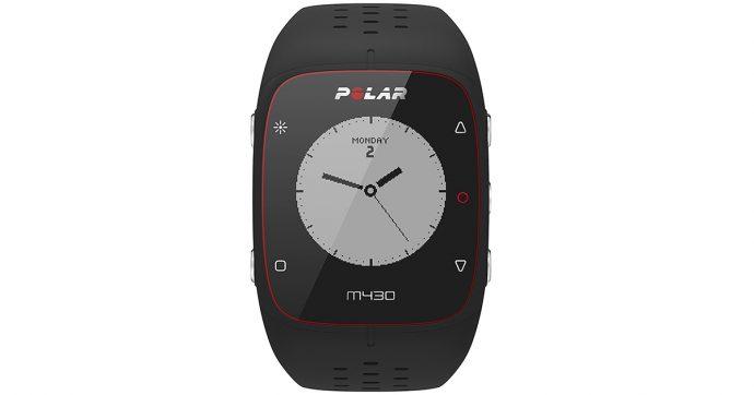 Polar M430, orologio GPS multisport con cardiofrequenzimetro scontato del 48% su Amazon