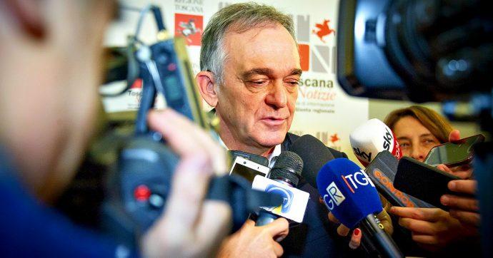 """Regione Toscana, il no di Italia Viva al bilancio: """"Serve uno shock"""". Lite sulle parole di Rossi: """"Semmai uno elettroshock per loro demenza"""""""