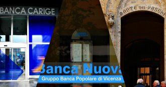 Crac banche, da Carige a Vicenza il conto lo pagano sempre i risparmiatori. Per i manager tempi lunghi e la carta della prescrizione