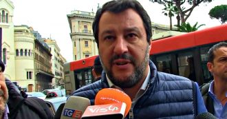 """Salvini indagato, l'ex ministro: """"Una vergogna, ci sono magistrati che fanno politica. Quanto costano queste indagini surreali?"""""""