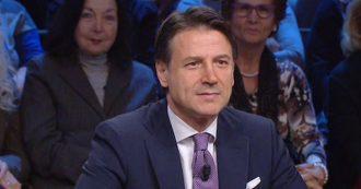 """Conte su La7: """"Mi sento più consono a questo governo. Salvini? Si sgonfierà. Assurdo che parlamentari M5s siano passati alla Lega"""""""