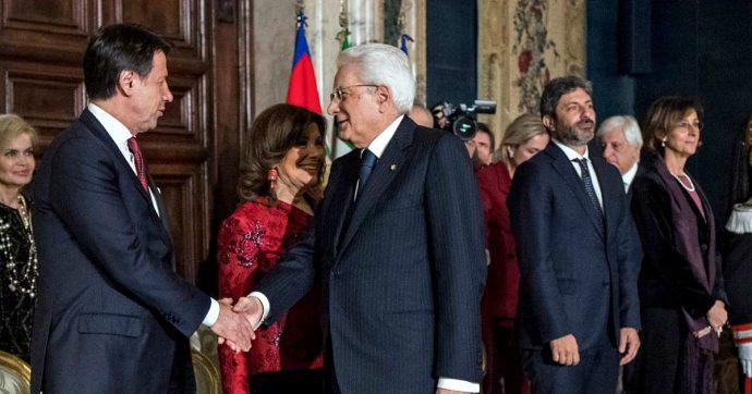 """Mattarella cita Moro nel primo Natale del governo Pd-M5s: """"Politica non sia scontro. Rispetto e dialogo per trovare soluzioni"""""""
