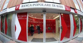Popolare di Bari, il caso del bond subordinato con rendimento del 6,5% venduto ai piccoli risparmiatori