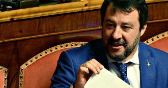 Migranti, Salvini indagato: Tribunale ministri di Catania chiede autorizzazione a procedere, giunta Senato (che lo salvò) voterà di nuovo