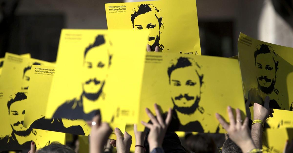 """""""Regeni, 4 depistaggi sull'inchiesta"""". Il carteggio con il nuovo pm egiziano"""