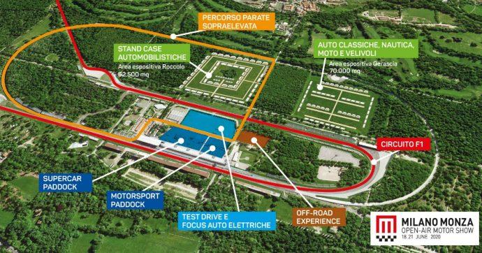 Milano Monza Open Air Motor Show, oltre 40 marchi e mezzo milione di visitatori attesi
